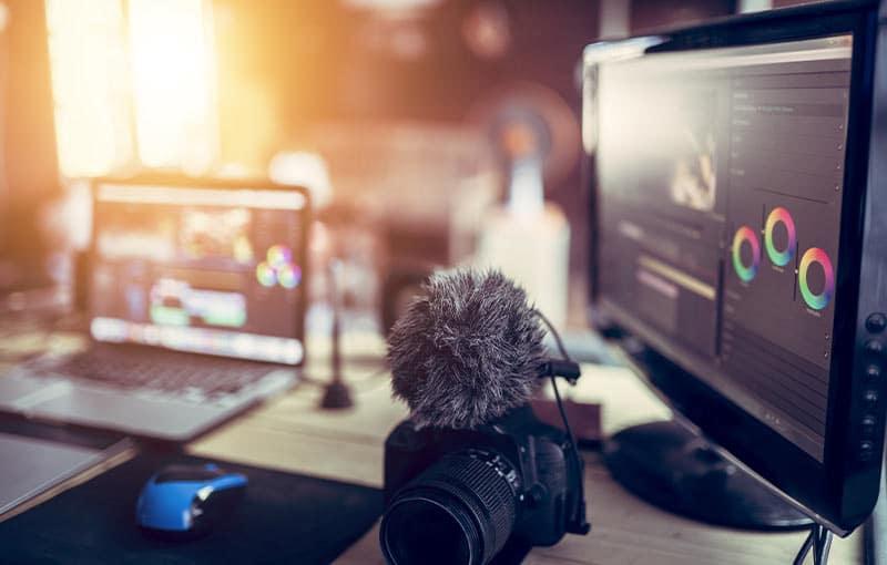 Graphic Design & Video Services
